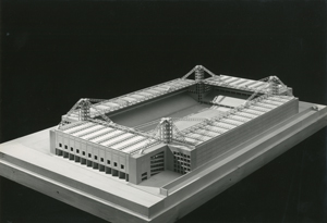 modello stadio di Genova, Studio Gregotti