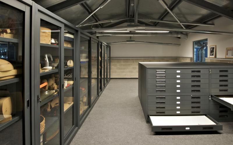 Sala conservazione